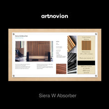 Load image into Gallery viewer, Artnovion Siena W Absorber