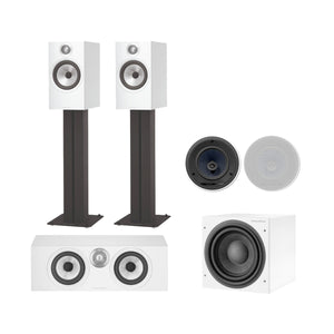Bowers & Wilkins 607C Theatre Pack