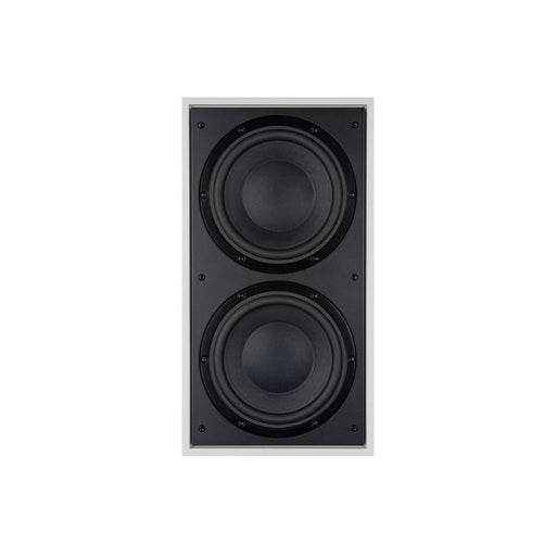 B&W ISW4 In-Wall Subwoofer System