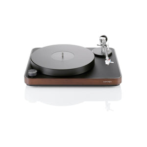 Clearaudio CONCEPT turntable with CONCEPT MM v2 cartridge and SATISFY KARDAN BLACK Arm