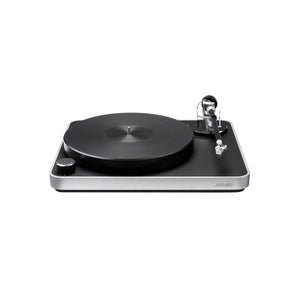 Clearaudio CONCEPT turntable with CONCEPT MC cartridge and SATISFY KARDAN BLACK Arm