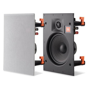 "JBL Studio2 8W 8""In-Wall Speaker"