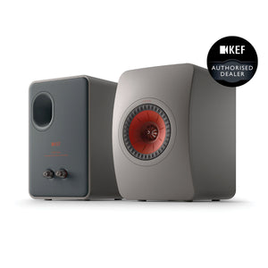 KEF LS50 Meta Bookshelf Speakers