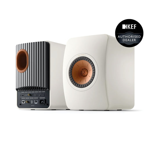 KEF LS50 Wireless II Bookshelf Speakers