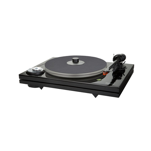 Music Hall MMF-7.3 Turntable Black