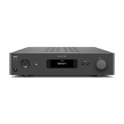NAD C658 BluOs Streaming DAC