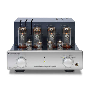 PrimaLuna EVO 100 Tube Integrated Amplifier (EL34)
