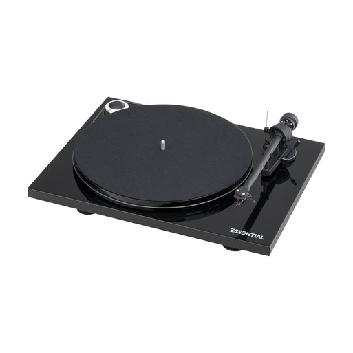 Pro-Ject Essential III with Ortofon OM10