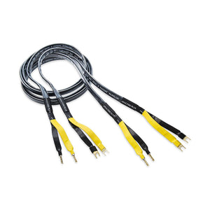 Analysis Plus Black Mesh Oval 9 Speaker Cable