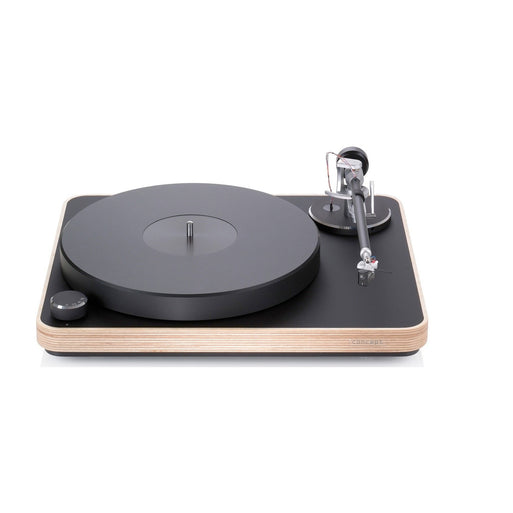 Clearaudio CONCEPT turntable with CONCEPT MC and SATISFY KARDAN SILVER Arm