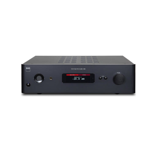 NAD C388 Integrated Amplifier (Optional BluOs 2i upgrade)