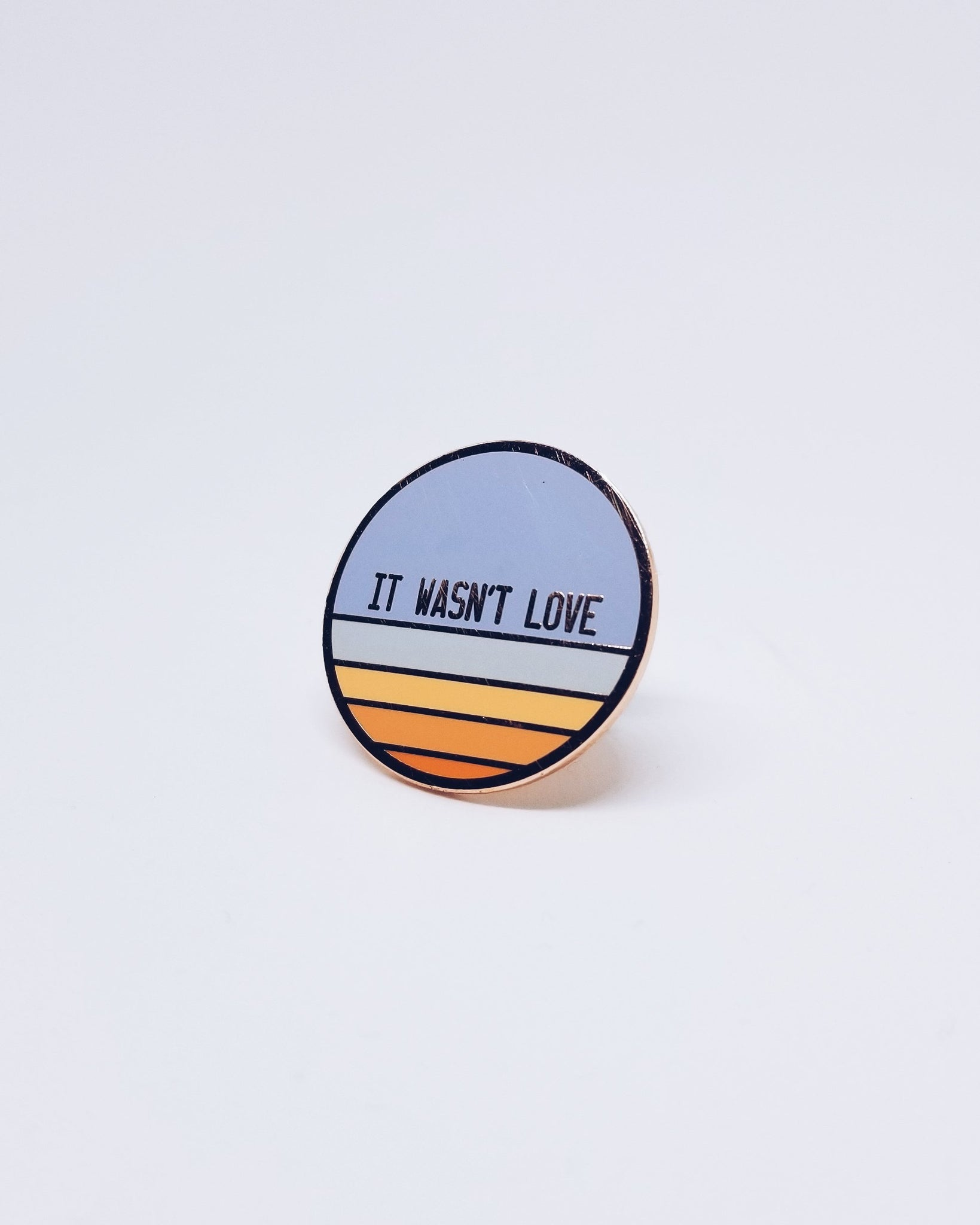 Perfect Illusion pin