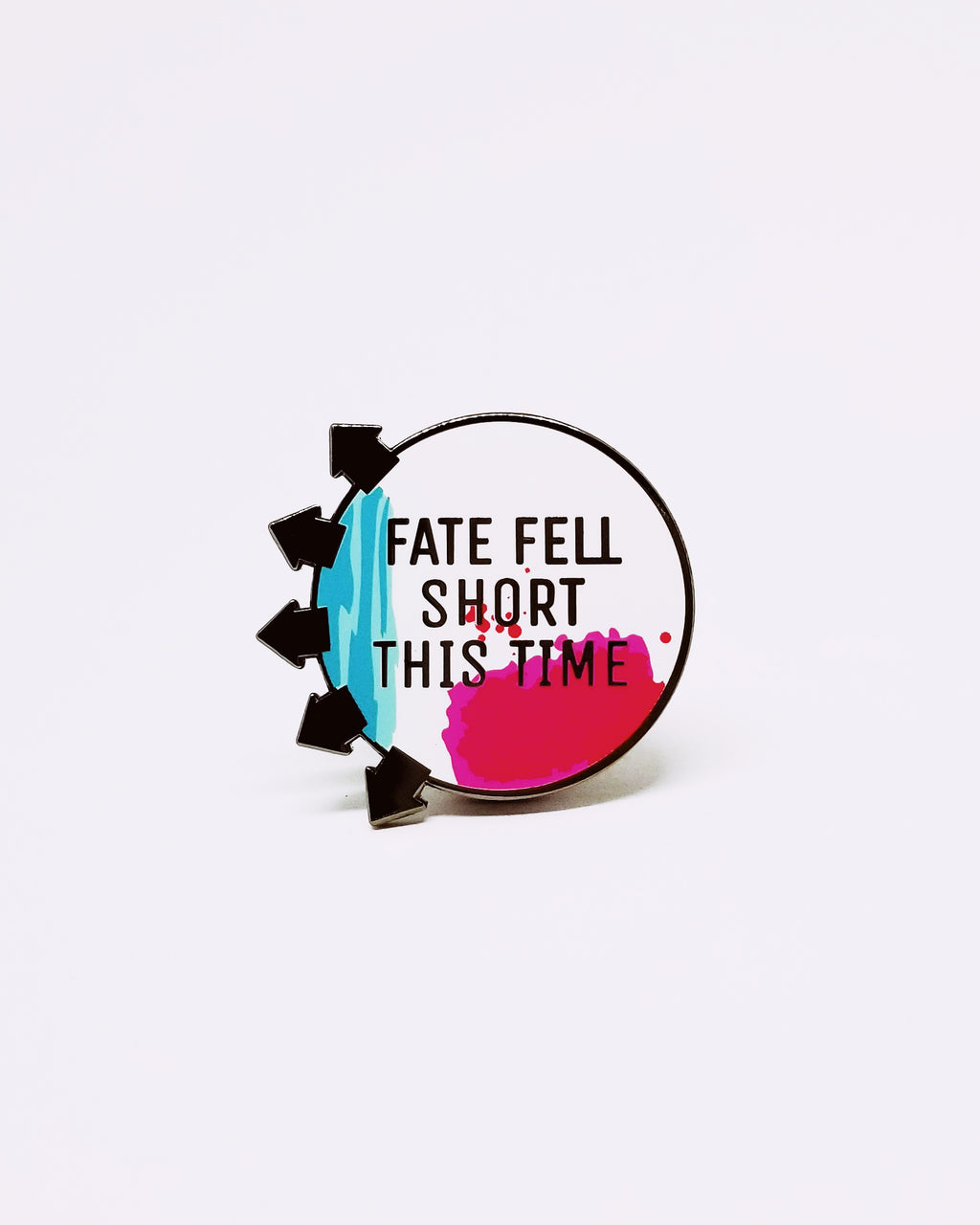 RESTOCK PRE-ORDER | Feeling This pin