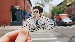 Pete Buttigieg stickers