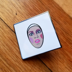 Lady GaGa - The Stage pin
