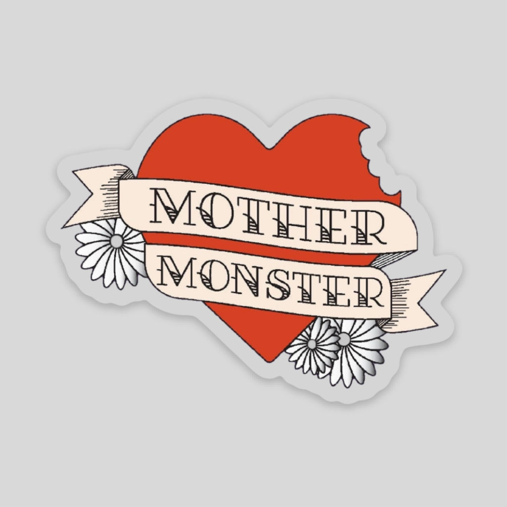 Mother Monster sticker