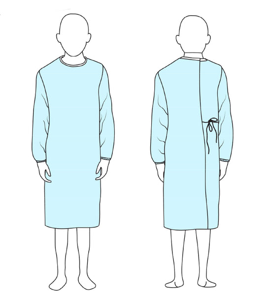 Isolation Gowns - Wholesale Prices available upon request