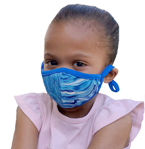 Sensory-Friendly Fabric Mask