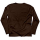 Boys brown thanksgiving tee shirt with name