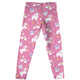 Pink birthday leggings with age - Wimziy&Co.