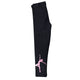 Black and pink dancer silhouetter girls leggings - Wimziy&Co.