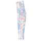 Tie  Dye Name Light Blue Leggings - Wimziy&Co.