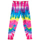 Tie Dye Colors Leggings - Wimziy&Co.