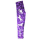 Unicorn Name Purple Leggings - Wimziy&Co.