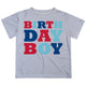 Short Sleeve Birthday boy tee shirt - Wimziy&Co.