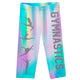 Holographic gymnastics girls capri leggings - Wimziy&Co.
