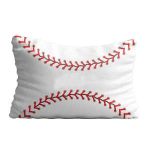Baseball name white pillow case - Wimziy&Co.