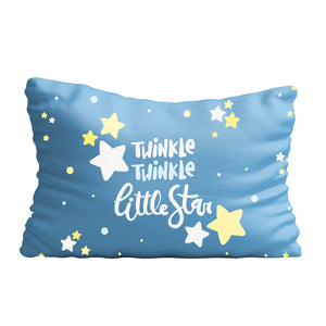 Twimkle twimkle little star blue pillow case - Wimziy&Co.