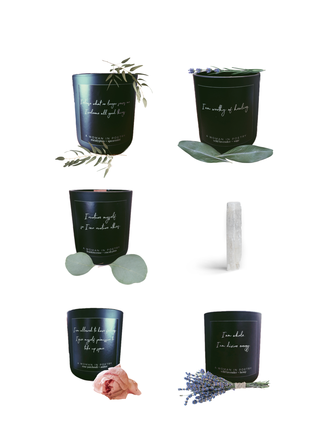 The Classics Full Intention Candle Set