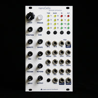 nanoCell (Microcell) Expanded Micro Mutable Instruments Clouds (White Aluminum)