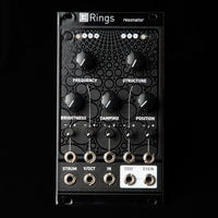 Mutable Instruments Rings (Black Textured Aluminum)