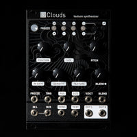Mutable Instruments Clouds (Black Textured Magpie)