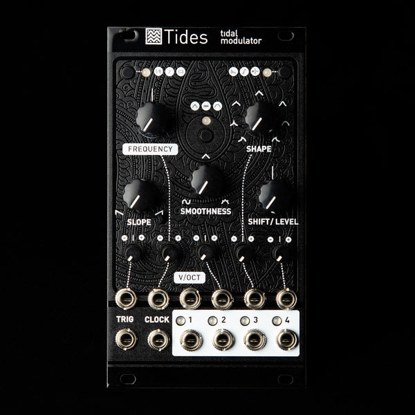 Mutable Instruments Tides v2 (Black Textured Aluminum)