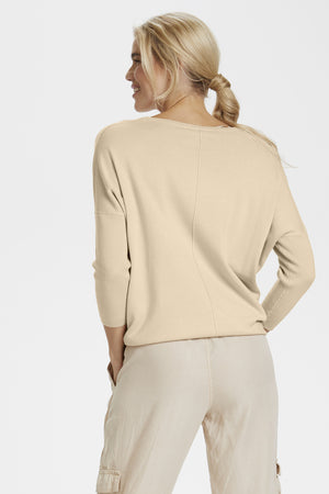 Favorite Viscose top Cream