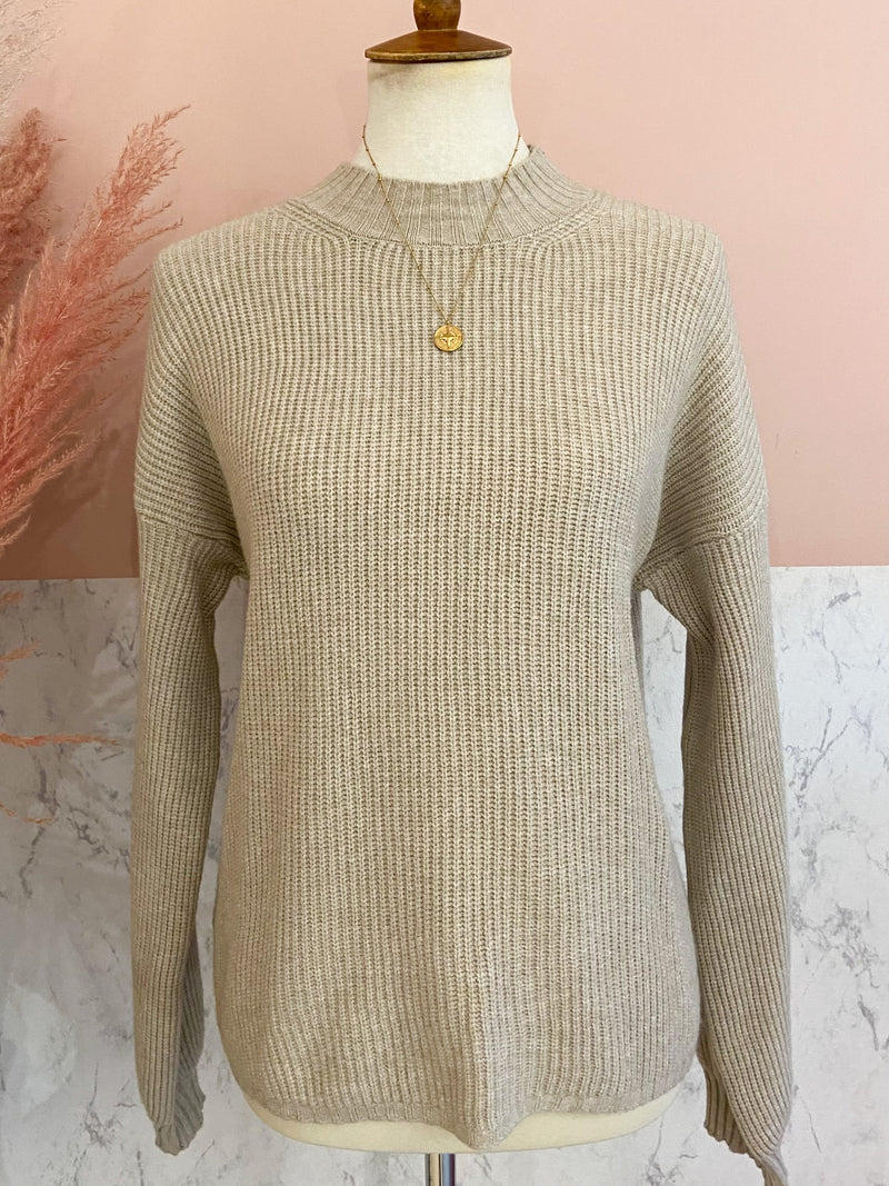 Real Love knitwear Beige