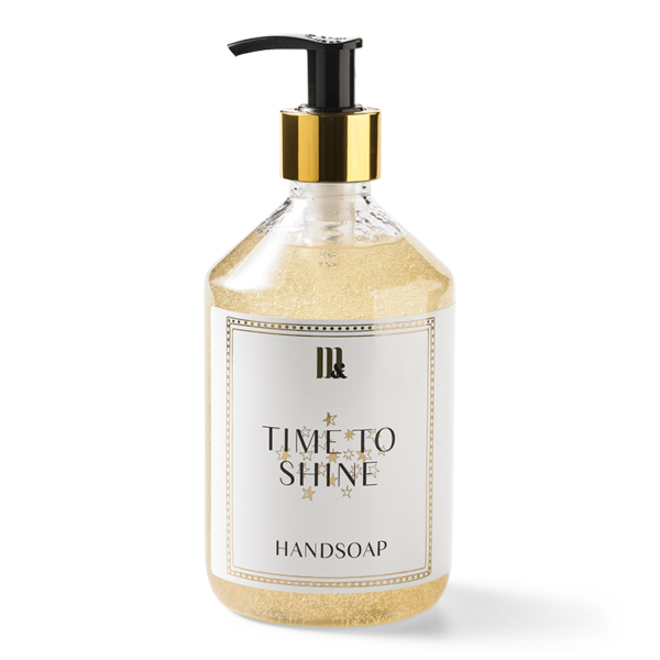 Handsoap Time to Shine! White
