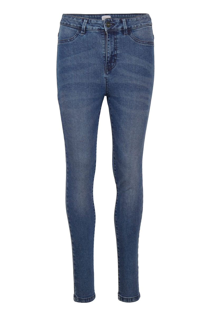 Perfect fitted Skinny jeans Blue