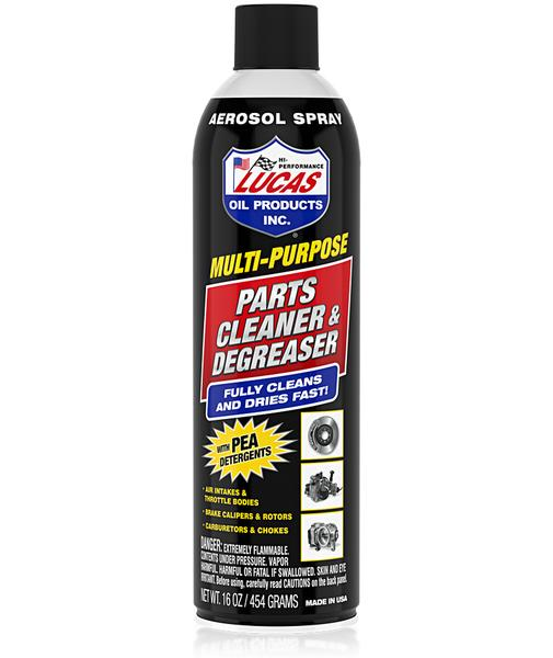 LUCAS MULTI-PURPOSE PARTS CLEANER & DEGREASER #11115