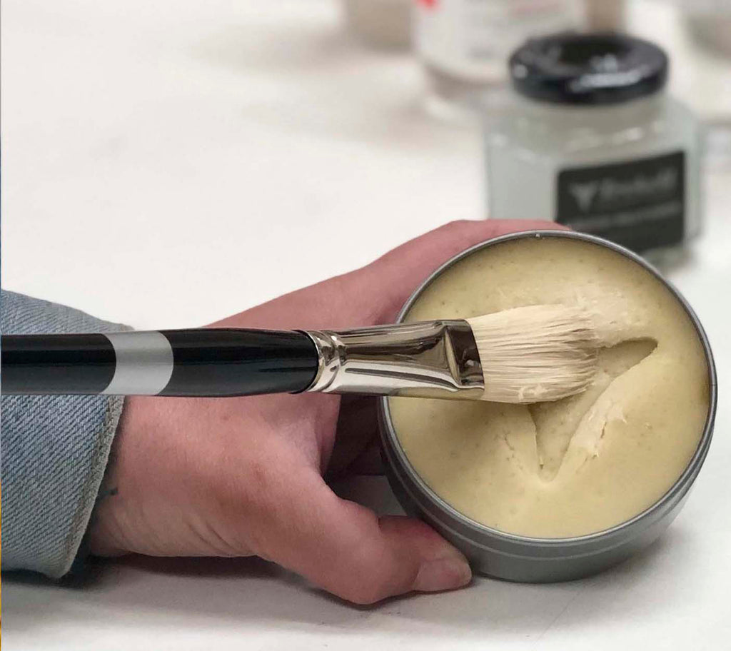 Paint Brush Cleaning and Care