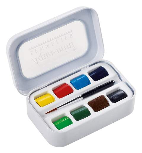 Sennelier Watercolor Paint Sets