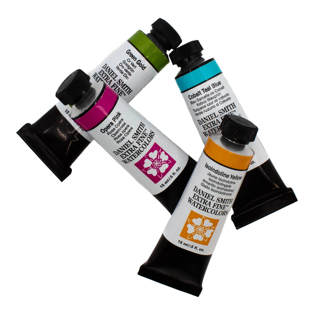 Daniel Smith Extra Fine Watercolors - 15mL
