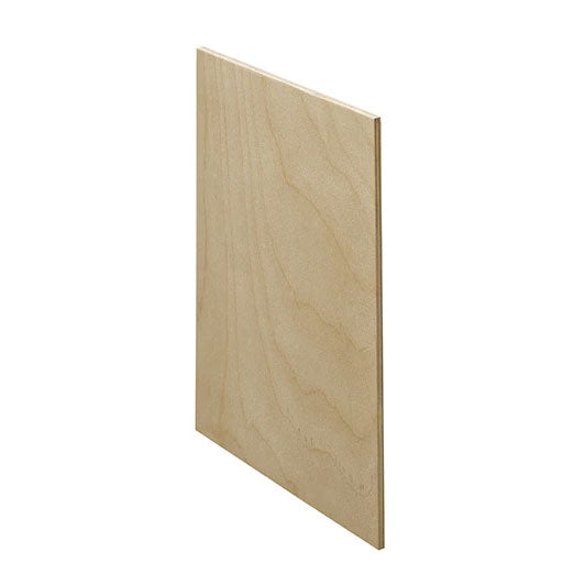 "Raw Wood Panel 1/4"" Baltic Birch"