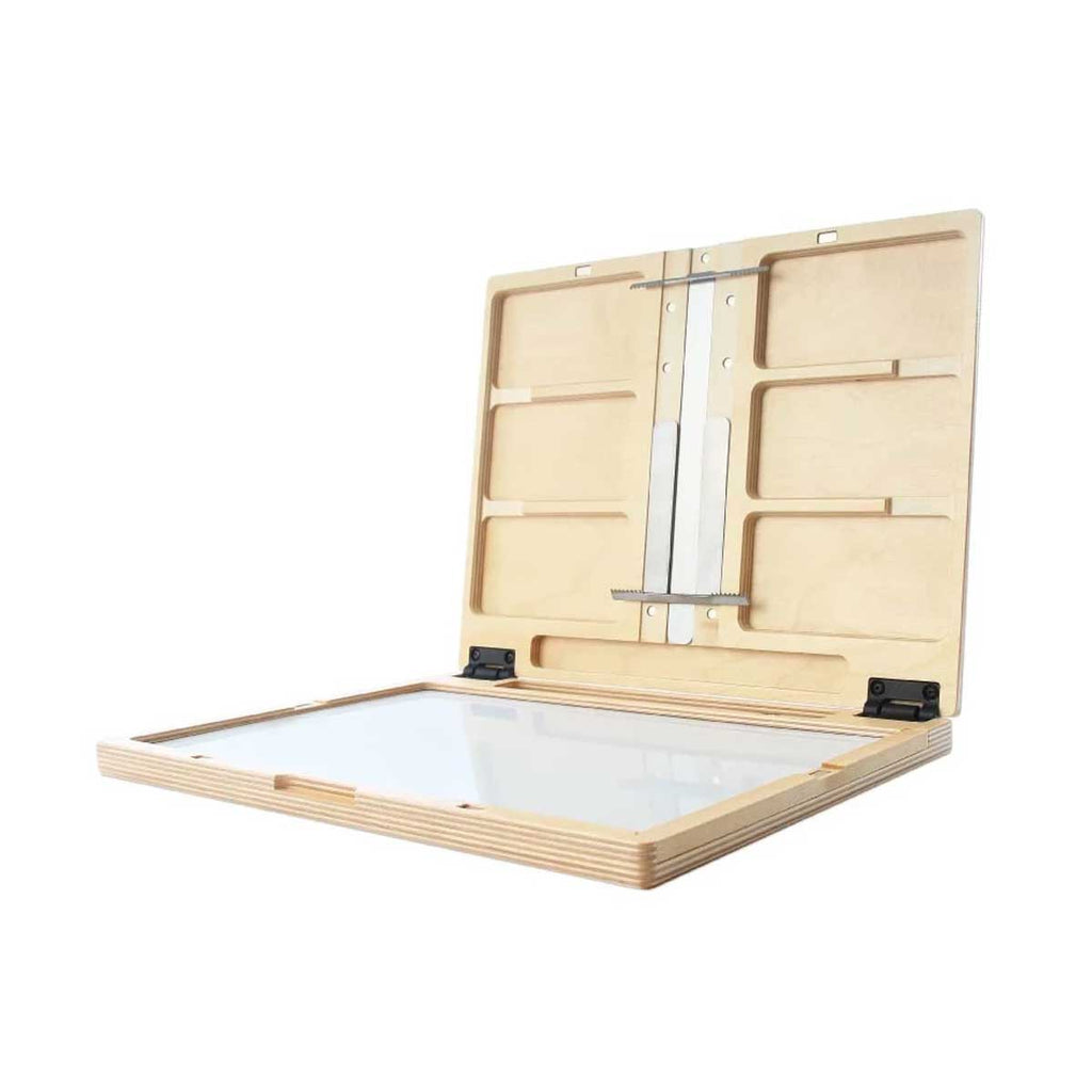 New Wave Pochade Box Outdoor Easel Portable Painting