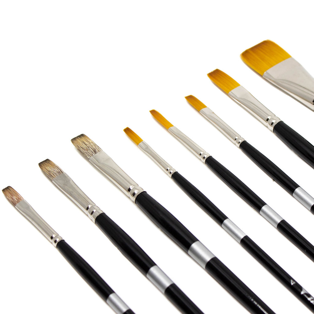 Bryan Mark Taylor 8 Piece Brush Set