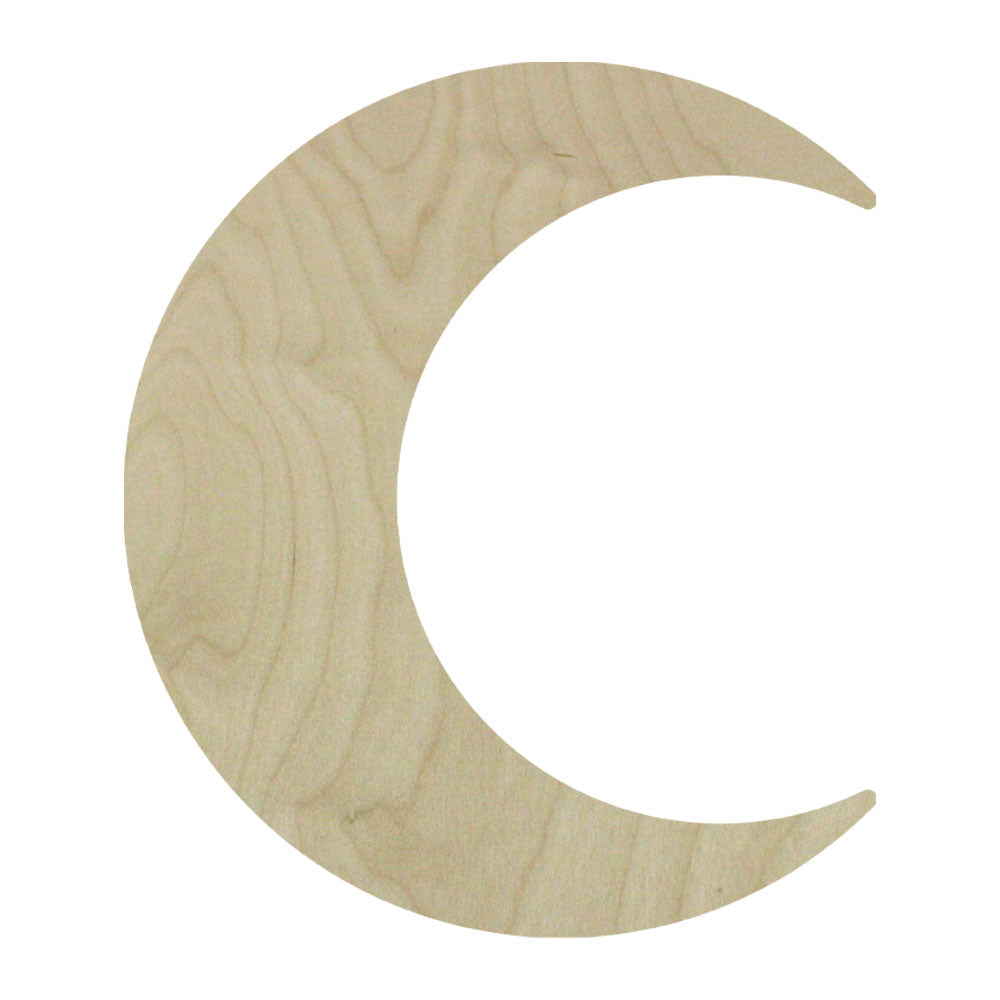 Waning Crescent Moon Panel