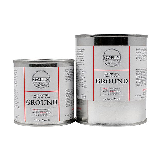 Gamblin Ground - Oil Primer